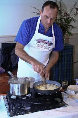 World Porridge making Championship Rules