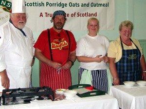 World Porridge Championship 1994