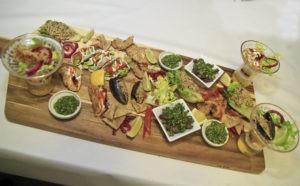 Scottish Tapas Platter