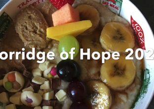 2020 2nd Place - Porridge of Hope